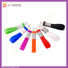 USB Flash Drive Wristband 8GB, Hand Band USB Flash Drive, Silicone USB Bracelet