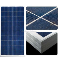 High Quality 75W Poly Semi Flexible Solar Panel with certificate CE TUV