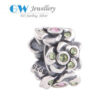 Wholesale China Factory Hot Sale New Charms 925 Sterling Silver
