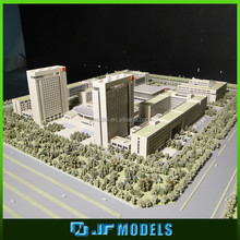 Handmade sand table model for commercial property exhibition