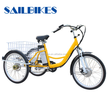 three wheeler electric bicycle bike jx-t01