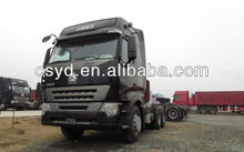 Hot Sale SINOTRUK HOWO A7 6x4 tractor truck / prime mover EURO III 375hp