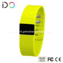 2015 new bluetooth smart bracelet , bluetooth wristband , smart band with pedometer function