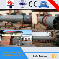 High Eficiency Vinasse Dryer Used For Sawdust, Sand, Slag with Best Quality