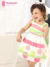 vestidos del tutú para el bebé, los niños del vestido de noche, vestidos del desfile para los niños