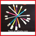 Pulsera fideo magnético micro USB cable datos para Iphone6 6plus 5 5S 4 4S Samsung Galaxy S5 S4 Note 3 2 HTC smartphone