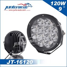 Hot Sale 9 Inch 120W LED Auto Lamp High Lumens Auto Lamp Innovative Auto Accessories Lamp