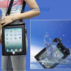 Waterproof Bag Case Pouch With Strap For iPad iPad 2 iPad3