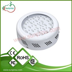 Cheap full spectrum 25*3w UFO led grow lights for Expensive herbs