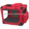 pet product folding fabric dog crate fabric dog carrier
