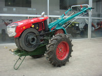 Made In China Very Suitable For Use In Paddy Fields 12HP Copy kubota engine hand tractor
