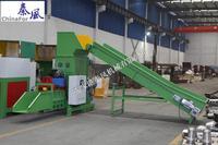 waste polystyrene recycling machine EPS foam Densifier