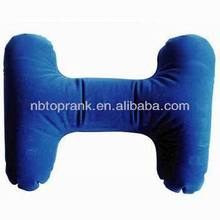 Brand new pvc beach pillow with high quality