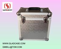 LP50 aluminum Lp storage box