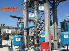 Good after-sales service used oil recycling refinery Crude oil from diesel