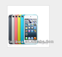 high transparent ultra clear screen guard for ipod touch 5