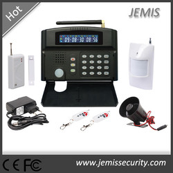 Wireless Remote controlled mini 433/315mhz frequency gsm security alarm system GM-G50