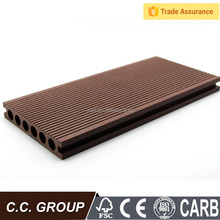 2015 hot sale wpc decking high quality wood plastic composite board wood composite decking