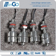 SUS304 /SUS316L stainless steel IP68 float switch for boiler, vertical level switch,Working Pressure less than 3Mpa
