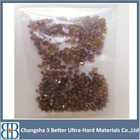 China big size synthetic diamond /HPHT diamond for making jewlery