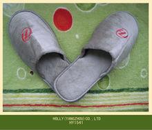 New model eva hotel slippers with logo for men