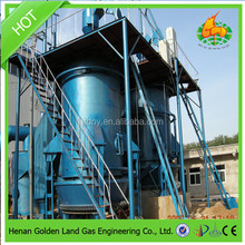 High frequency cold gas forge furnace/ plant/ coal furnace