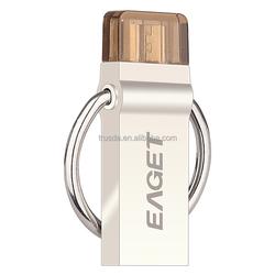 Wholesale high level promotion gifts 8gb 16gb otg usb flash drive