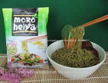 moroheiya fideos sopa shitake
