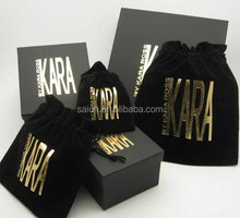 Hot Selling Custom Design drawstring jewelery bags from China manufacturer