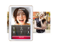Fashion tablet android system 16 gb Flash 10inch tablet 3g