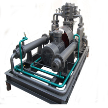 compresor alternativo de gas amoniaco