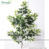 SJZJN 393 Various colour and Type of Artificial Leaves /Fake leaves /Decorative leaves Hot sale in 2015