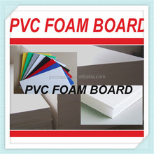 Green 2015 hot sale high quality pvc foam sheets Andy board