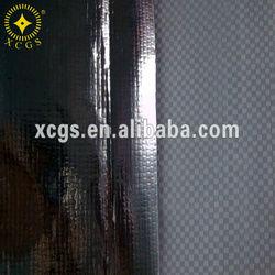 Aluminum Foil Woven Fabric heat insulation material/aluminum foil woven insulation