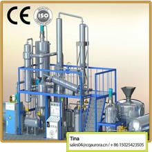 VTS-DP used engine oil regeneration equipment, used engine oil regeneration plant, used engine oil regeneration machine