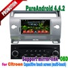for android 4.4.2 citroen C4 7 inch car dvd gps player