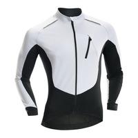 Monton Mens Fleece Bike Jacket for Cycling Outdoor Activities