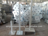 Galvanized Scaffolding Adjustable Screw Base Jack