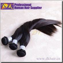 Hot wholesale 100% India virgin remy hair product with factory price