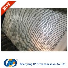 1.Material:SS302,304,316L 2.Belt width:150 - 5500mm 3.Temperature:-40-130