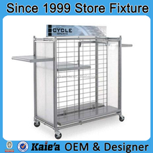clothes display stand furniture for clothes shop decoration