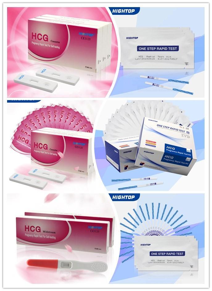 in vitro les r 233 actifs de diagnostic une 201 hcg test de grossesse cassette la maison test de
