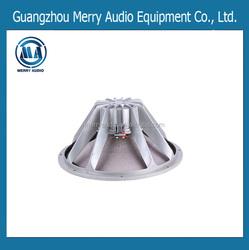 Pro audio 10 inch pa subwoofer MR10N65J