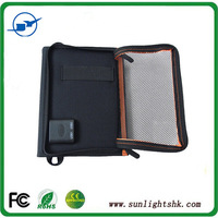 new product 14W solar panel pack solar power charger bag