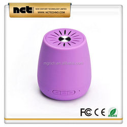 Durable top sell useful car kit led bluetooth speaker