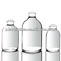 Clear moulded Injection Vials Type I, II, III