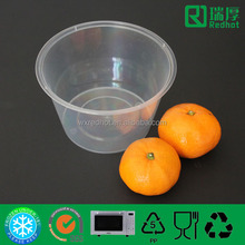 houseware plastic food container /food plastic container wholesale 1000ml