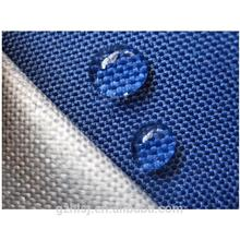 hot 600d 100 polyester pvc coated oxford fabric made in guangzhou