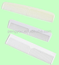 disposable plastic comb for five star hotel
