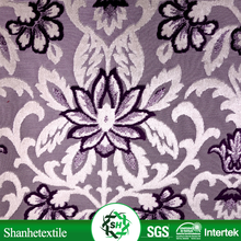 Famouse Brand China Manufacturer jacquard crepe fabric for sofa and curtainric